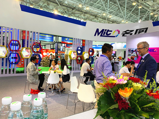 Mito Accepted Honor on Remaxworld Expo 2019
